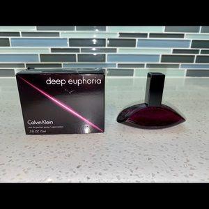 Calvin Klein mini deep euphoria